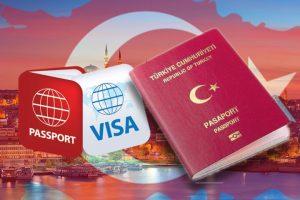 پاسپورت و شهروندی ترکیه