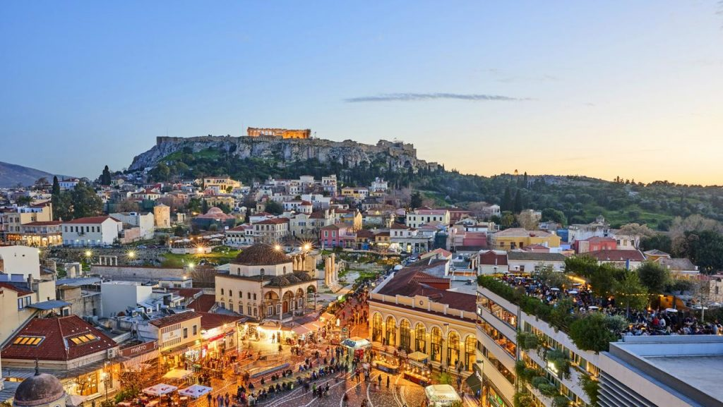 سرمایه گذاری در املاک یونان