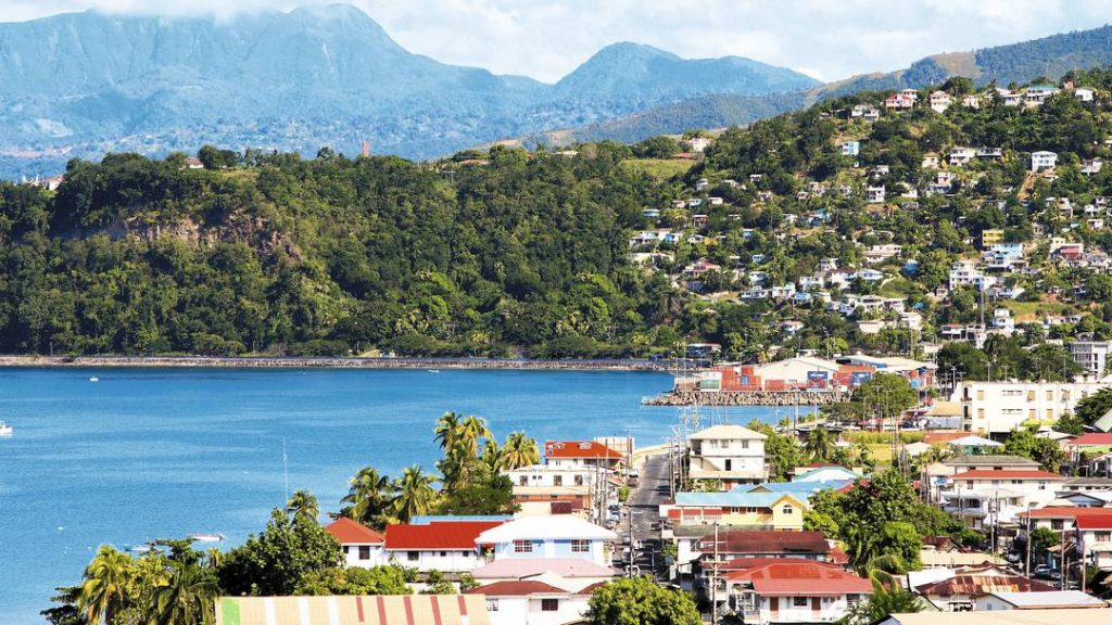 برنامه شهروندی از طریق سرمایه گذاری دومینیکا