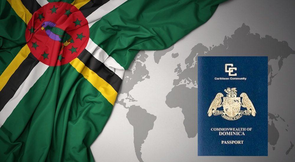 پذیرش سرمایه گذاران در برنامه شهروندی دومینیکا