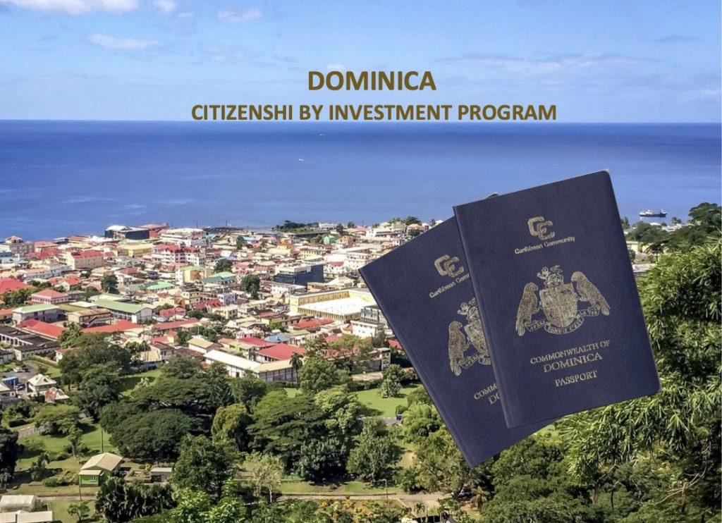 برنامه پاسپورت دوم دومینیکا برای ایرانیان