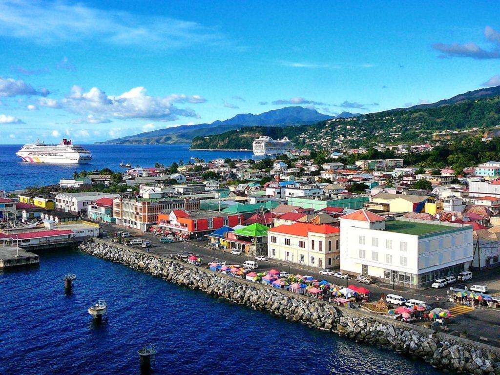 اخذ پاسپورت دومینیکا از طریق سرمایهگذاری