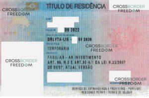 دریافت کارت اقامت پرتغال در ماه سپتامبر 2020