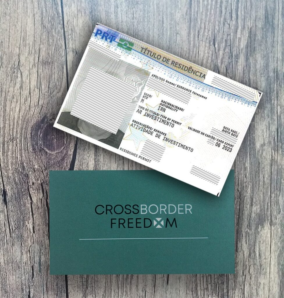 صدور کارت اقامت پرتغال از طریق سرمایهگذاری
