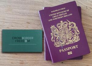 UK investor visa UK passport